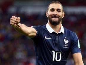 Karim Benzema se convirti� en el gran ausente de la selecci�n de Francia en la Eurocopa.