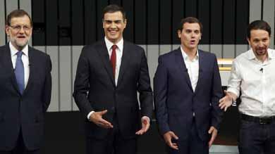 Desempleo, d�ficit y Catalu�a: desaf�os del futuro Gobierno de Espa�a