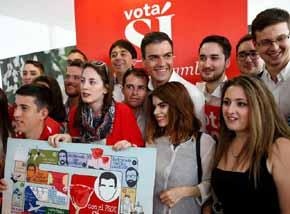 Socialistas ser�n la clave de la nueva legislatura espa�ola