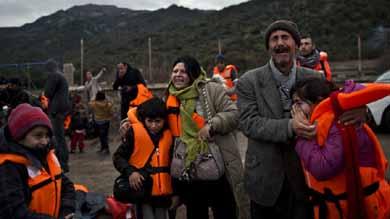 5.800 inmigrantes iraquíes han llegado al noreste de Siria huyendo de Mosul