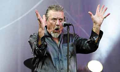 Robert Plant testific� y neg� el plagio