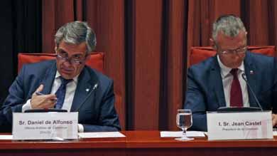 El director de Antifraude acusa a Rivera de pedirle material de sus adversarios