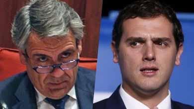Ciudadanos dice que Rivera se reuni� con De Alfonso en 2013 y le traslad� la necesidad de actuar de forma independiente