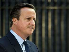 David Cameron ha dimitido como Primer Ministro