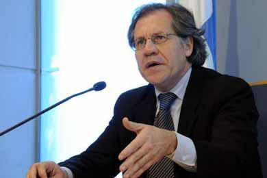 Luis Almagro pide a OEA