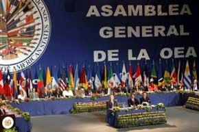 La OEA deja abierto el debate sobre la aplicaci�n de medidas a Venezuela
