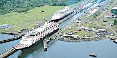 Accidente en Canal de Panam� deja cuatro heridos