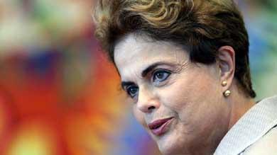 Dilma Rousseff, la suspendida presidenta brasile�a