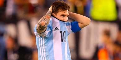 Lionel Messi se despide: