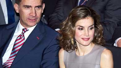Sitges declara 'persona non grata' al rey Felipe VI y a su familia Getty Images