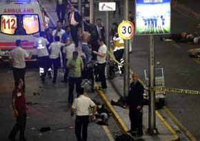 Los servicios secretos turcos alertaron sobre la posibilidad de un atentado en el aeropuerto hace 20 d�as