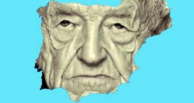 España acelera su envejecimiento