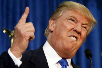 La candidatura de Trump amenaza con fraccionar a los Republicanos