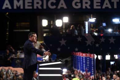 El senador Ted Cruz ha negado el apoyo expl�cito a Donald Trump