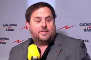 Junqueras, sobre el rechazo de ERC a las consultas del Rey: