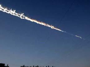 Un meteorito cae sobre Argentina provocando alarma y explosiones. (Foto referencial: Twitter)