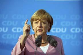 Angela Merkel convoca consejo de seguridad tras tiroteo en M�nich
