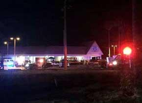 El tiroteo ocurri� durante una fiesta en un club nocturno en Fort Myers, Florida.