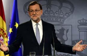 Rajoy deja dudas sobre si se presentar� a la votaci�n de investidura
