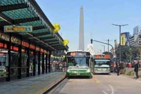 Transporte p�blico en Argentina