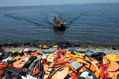 La traves�a hacia Italia sigue siendo la m�s peligrosa, con 2.606 muertos desde el inicio del a�o.