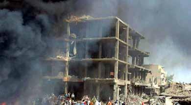 Atentado en Siria deja 44 muertos y es reivindicado por el