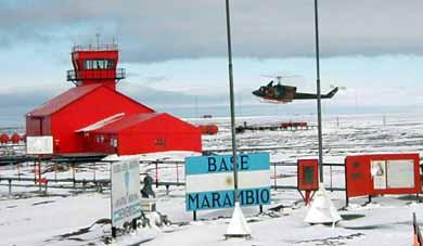 Argentina quiere impulsar el turismo a la Ant�rtida