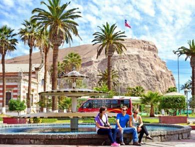 Iquique, Arica y Puerto Montt: destinos preferidos en vacaciones en cualquier época del año