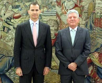 Los l�deres de los partidos pol�ticos rechazan formar gobierno con Rajoy