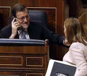 Ana Pastor confirma que el Rey ha hecho una propuesta formal para la investidura y hablar� con Rajoy para fijar plazos