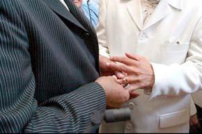 En Italia ya es una realidad el matrimonio gay