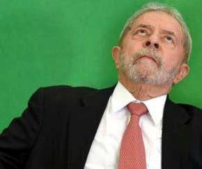 Lula da Silva, ex presidente de Brasil.