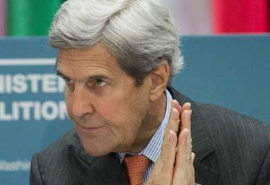 John Kerry Secretario de Defensa de EEUU