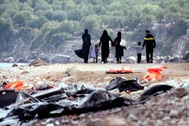Más de 4.000 migrantes muertos en lo que va de año