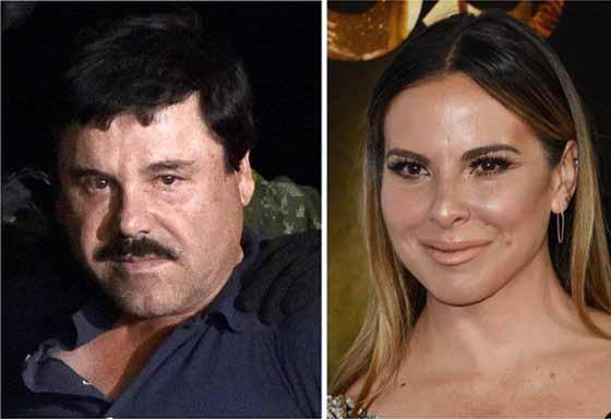 Kate del Castillo pide cerrar investigación en su contra por entrevista con 'Chapo' Guzmán