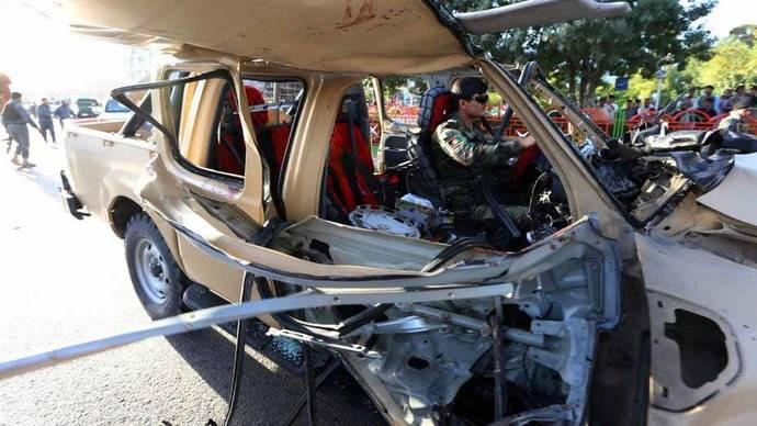 Grupo de turistas fue atacado por el grupo terrorista talibán en Afganistán