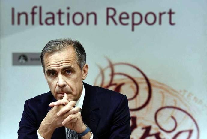 Banco de Inglaterra aplica medidas para combatir efectos de la Brexit