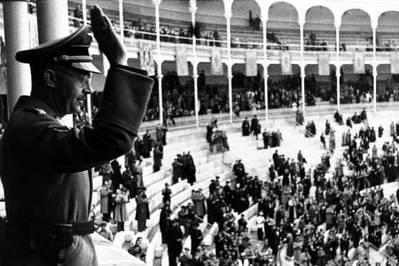 Heinrich Himmler, la mano derecha de Hitler