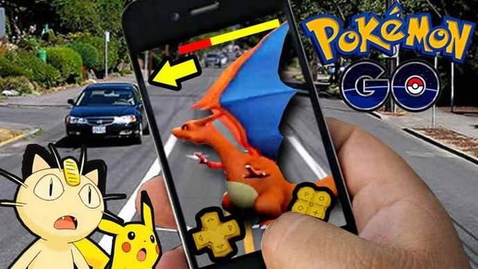 Morir o matar atrapando Pokemones no se considera accidente