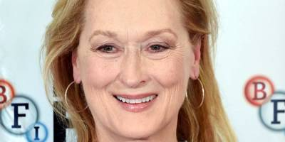 Meryl Streep, 'conmocionada' por anuncio de voto de Eastwood a Trump