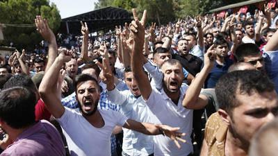 Atentado yihadista contra una boda kurda en Turqu�a exacerba las tensiones