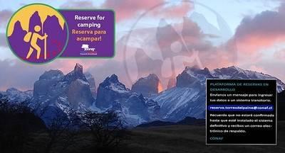 El ingreso al Parque Torres del Paine exigirá reserva a partir de octubre de este año