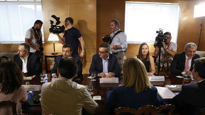 Casi la mitad de los espa�oles teme que habr� terceras elecciones seguidas