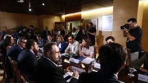 Contrato estable y rebaja IRPF: las l�neas rojas de C's para dar el s� a Rajoy