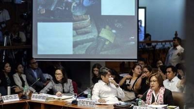 El Senado filipino investiga muertes en operaciones antidrogas