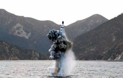 Tokio, Se�l y Pek�n se re�nen en Tokio con el foco puesto en el misil lanzado por Pyongyang