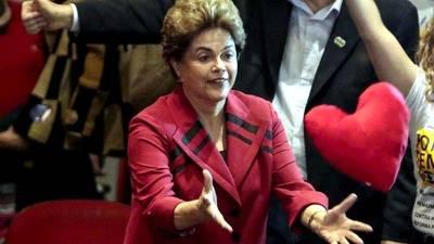 Ayer jueves arranc� el juicio pol�tico a Dilma Rousseff