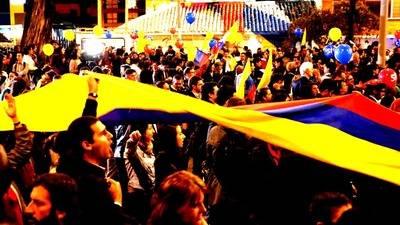 La Uni�n Europea felicita a Colombia por la oportunidad de paz no exenta de retos