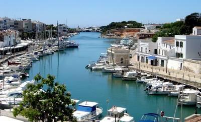 Una Visita a Ciudadela, en Menorca