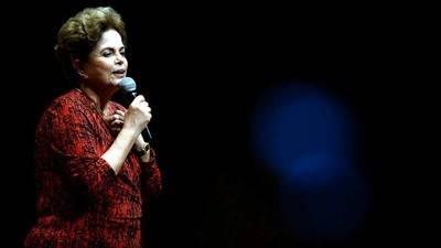 Dilma Rousseff enfrenta un juicio pol�tico en su contra y sin aliados en el Senado de Brasil